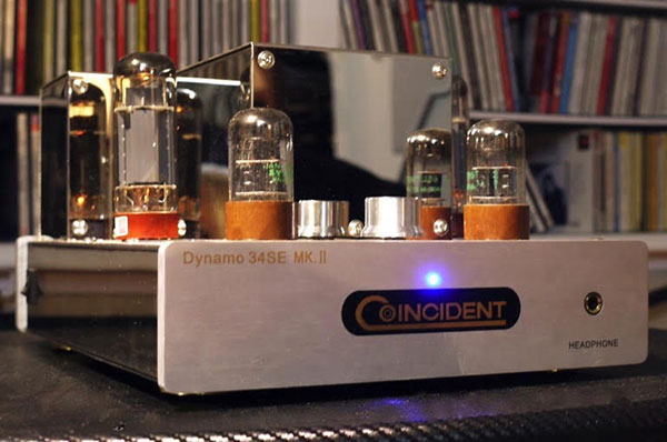 Coincident Speaker Statement Dynamo 34SE MK II review by TONEAudio MAGAZINE