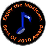Enjoy the Music.com Best of 2010 Award