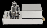 Coincident Speaker - 211PP Dragon Mono Amplifiers
