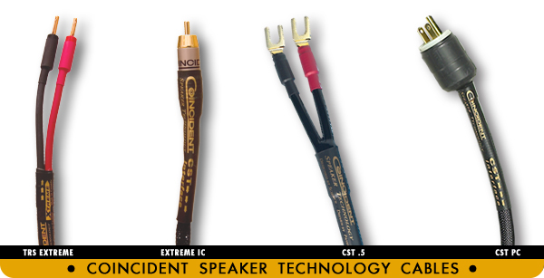 Coincident Speaker Technology Statement Cables Review Audiophile