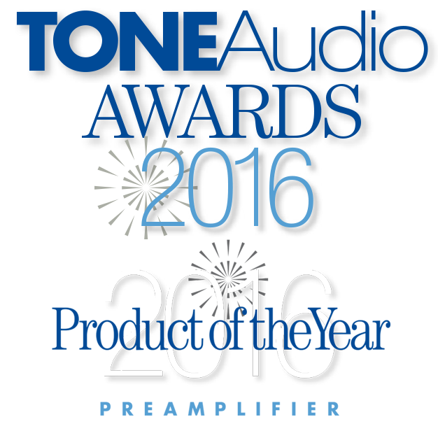 Product of the Year Award - TONEAudio
