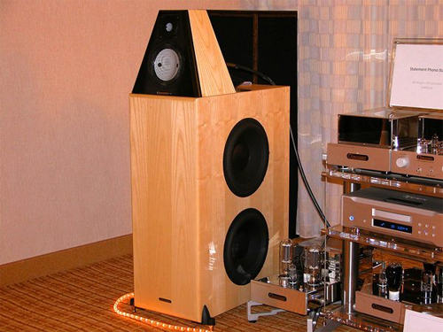 Audiogon Shows: RMAF 2010: Coincident Speaker Tech