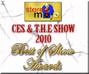 CES & THE SHOW 2010 Best of Show Awards | Coincident Speaker