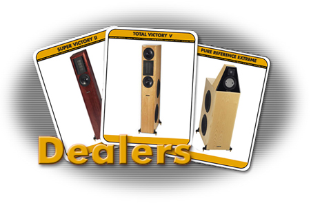 Coincident Speaker authorized dealers